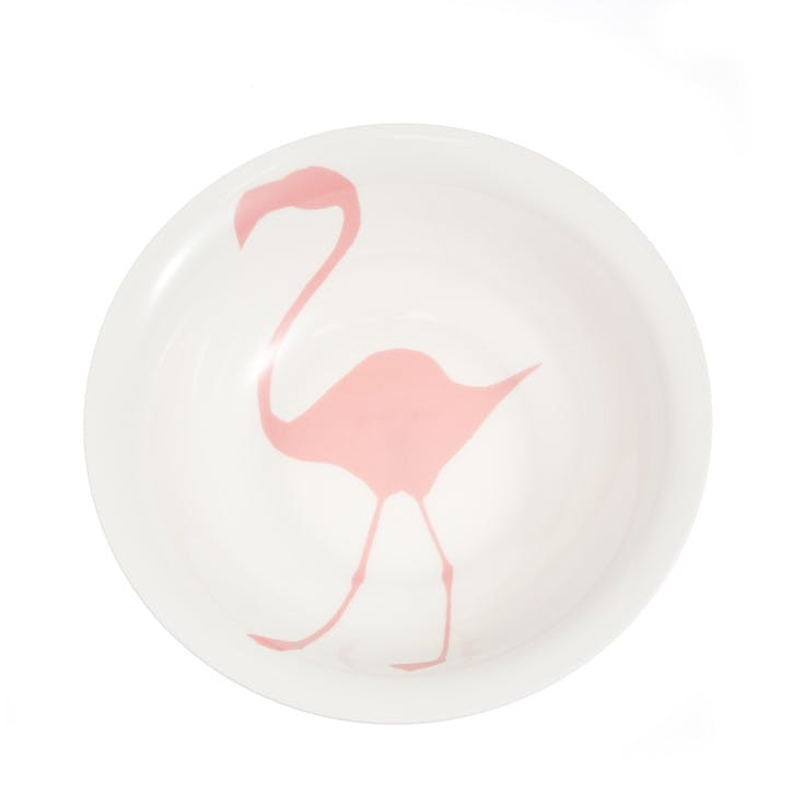 Flamingo Pasta Bowl
