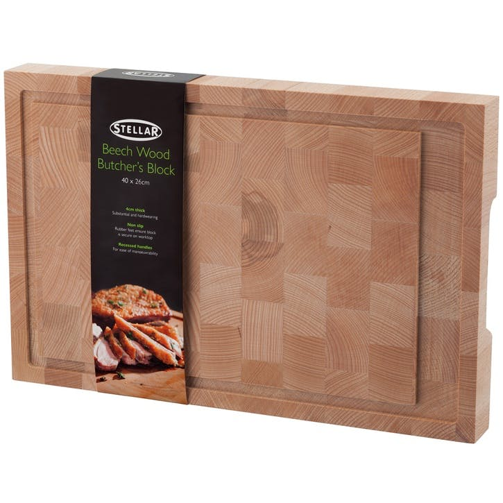 Beech Butchers Block