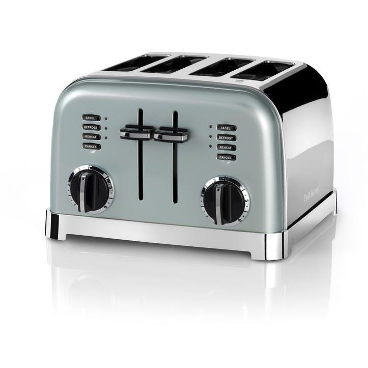 4 Slice Toaster, Pistachio