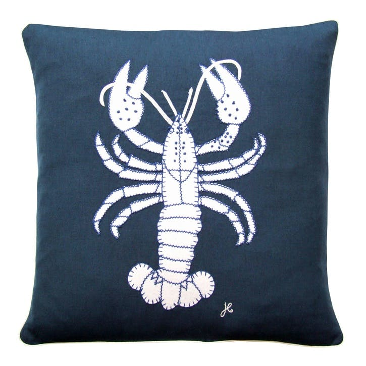 Seaside Lobster Cushion