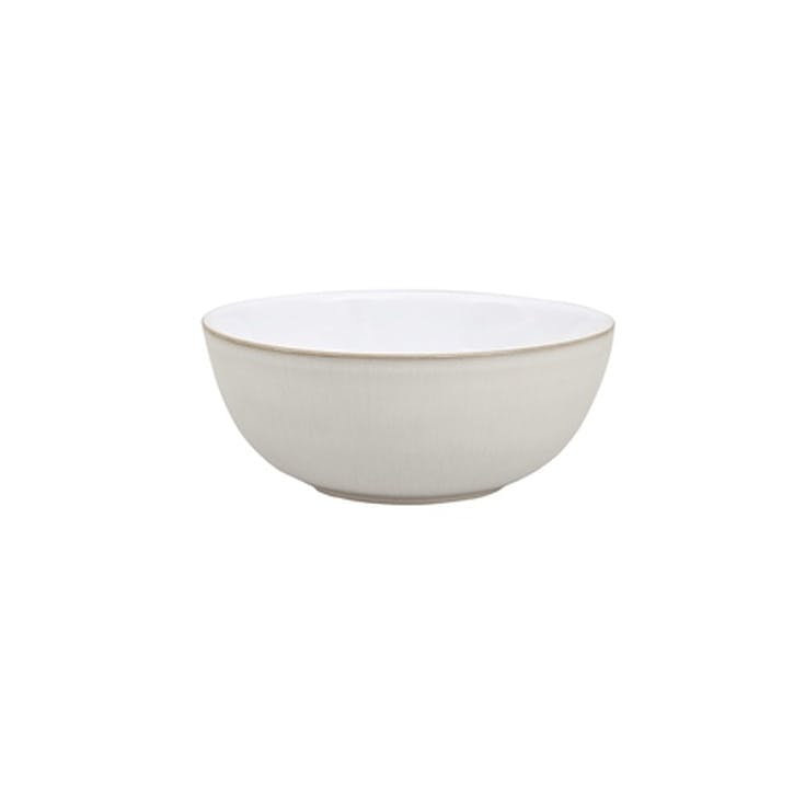 Natural Canvas Cereal Bowl, 15cm, Cream