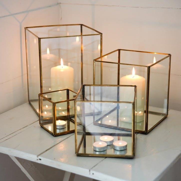 Bimala Brass Lantern - Extra Large