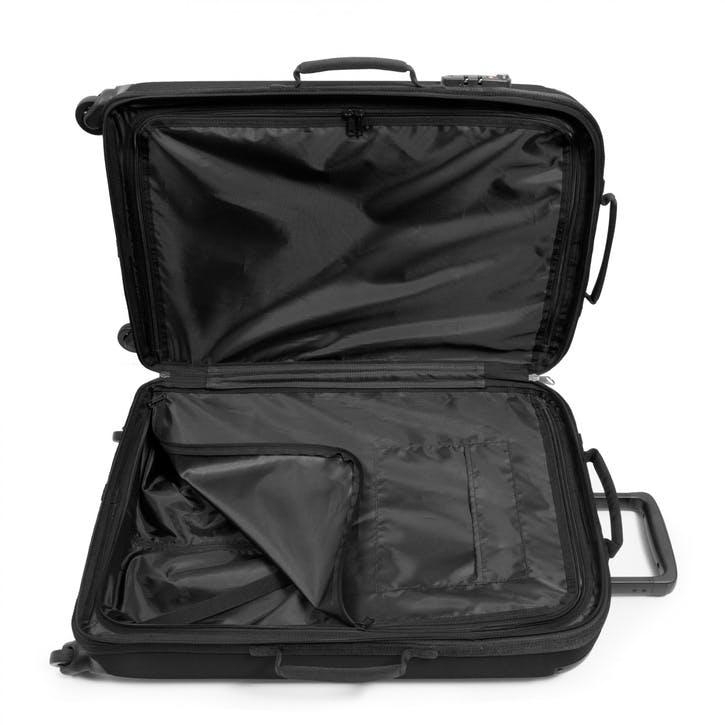 Tranzshell Suitcase - Medium; Black