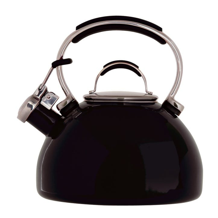 Whistling Kettle, Black