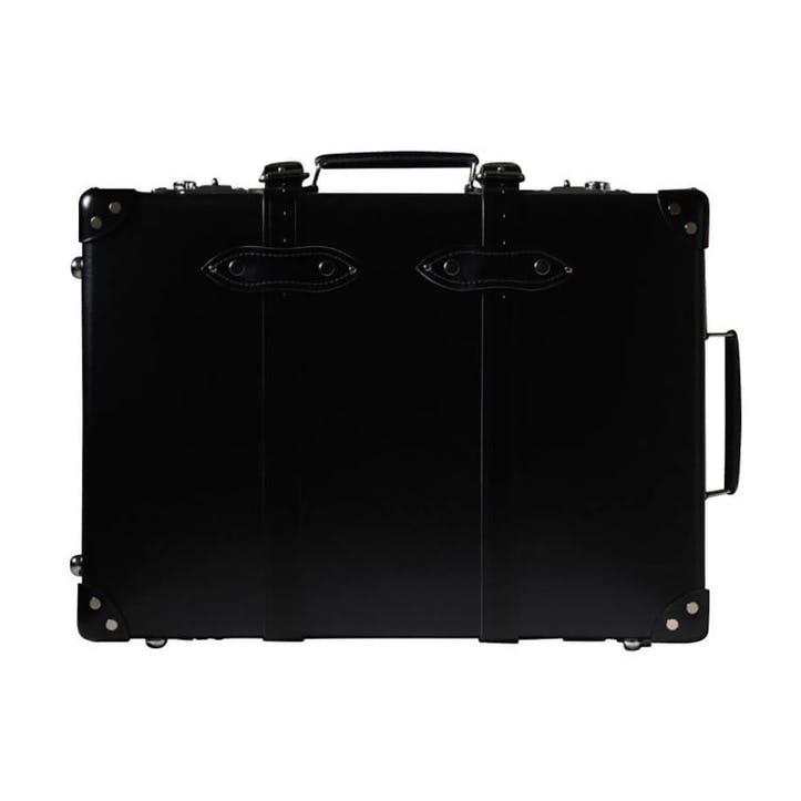 20 Inch Trolley Case; Black