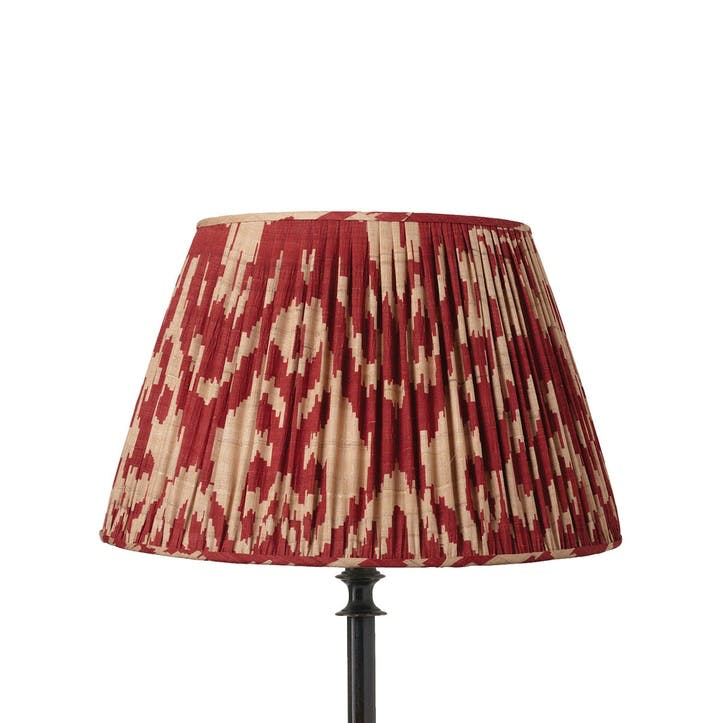 Palau Pleated Empire Lampshade, 45cm