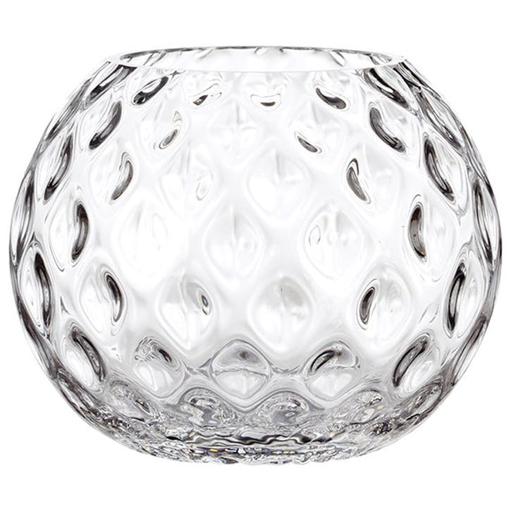 Glass Divot Vase