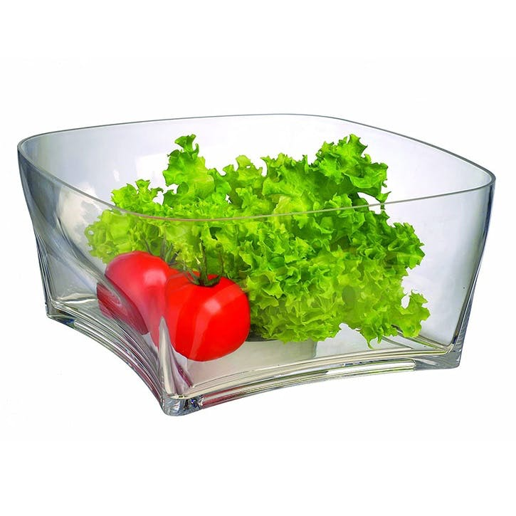 Acrylic Picnic Salad Bowl & Servers