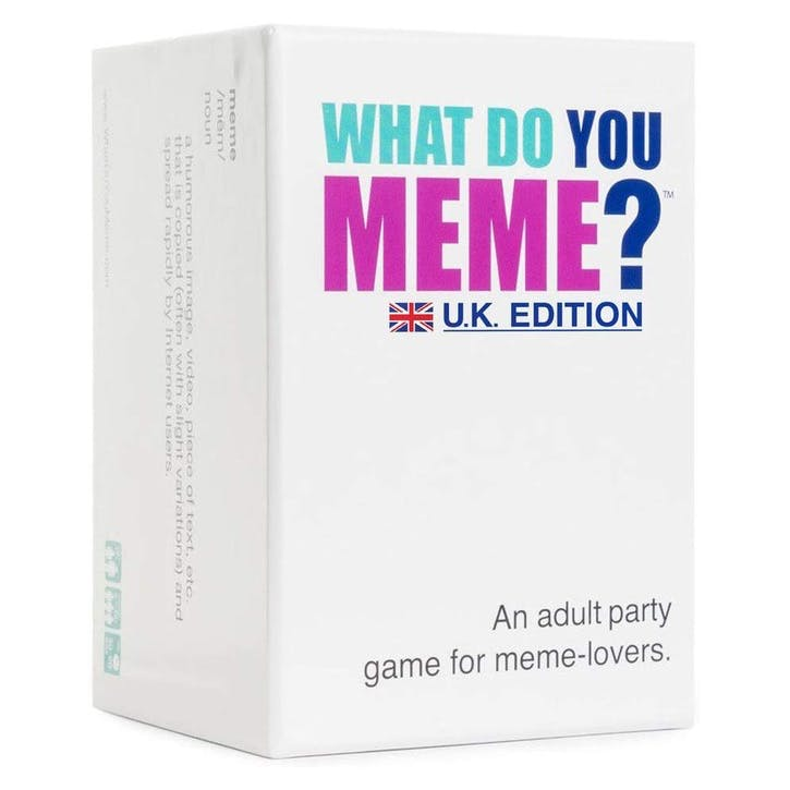 What Do You Meme UK Edition