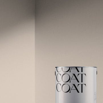 Flat Matt Wall & Ceiling Paint, Felt Cute Nude Pink 2.5L