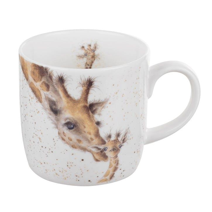 First Kiss Mug - Giraffe