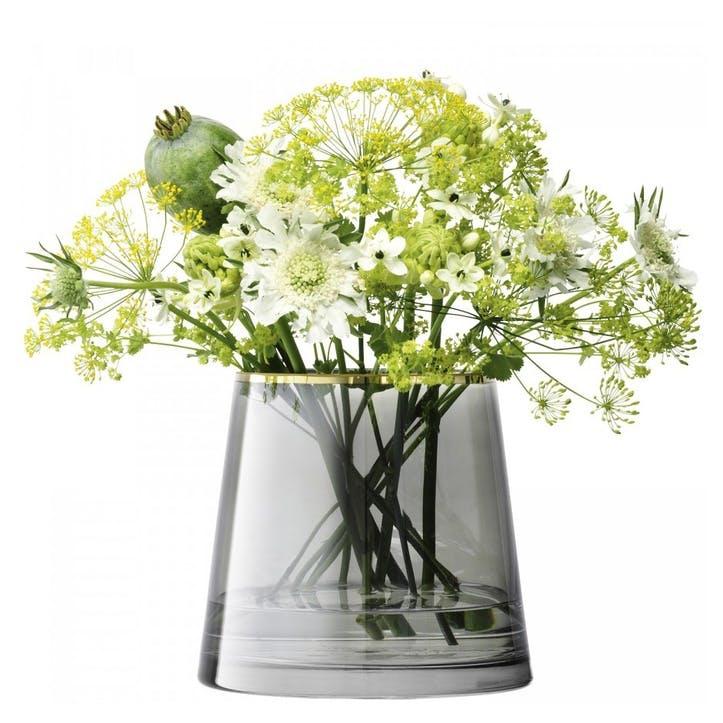 Sorbet Vase/ Lantern, Licorice
