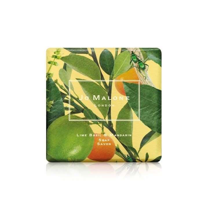 Bath Soap, Lime Basil & Mandarin