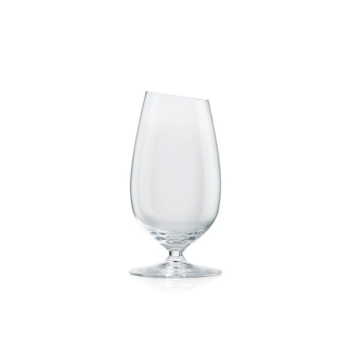 Beer Glasses, Set of 2 , Clear