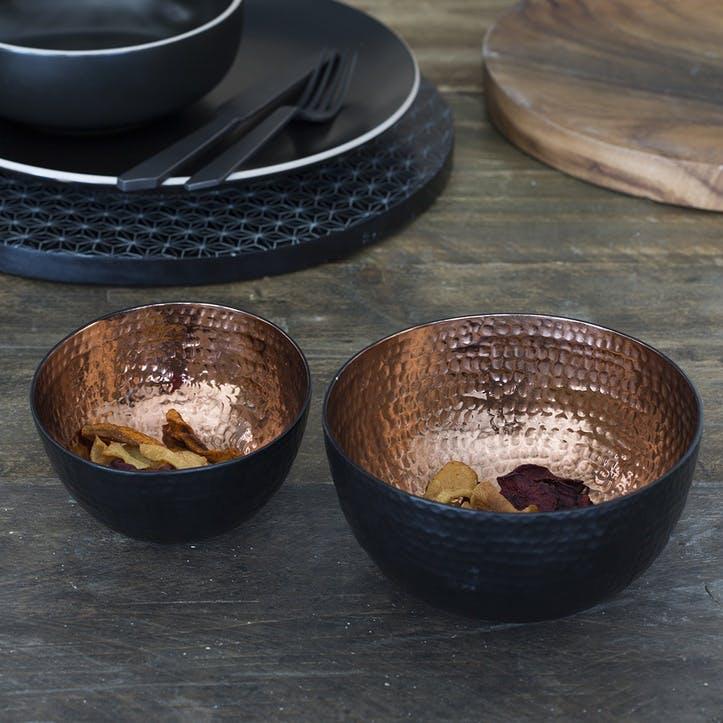 Copper Nesting Bowl, Set of 2