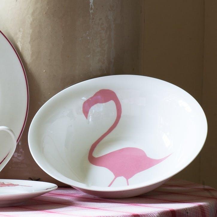 Flamingo Pasta Bowl