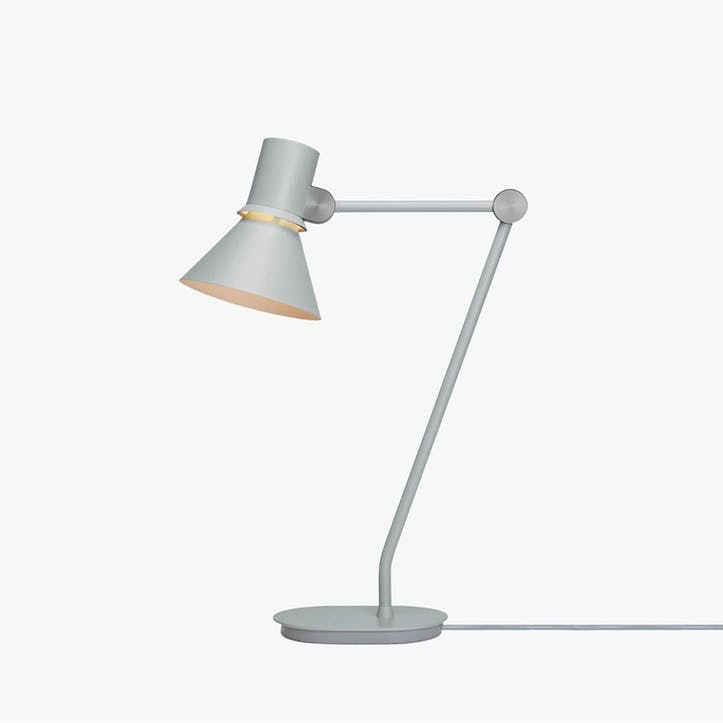 Table Lamp Grey Mist