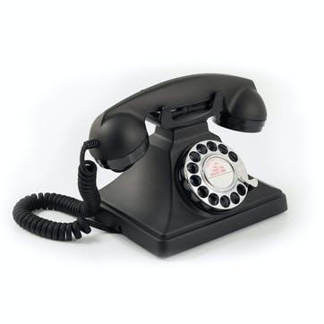 200 Telephone; Black