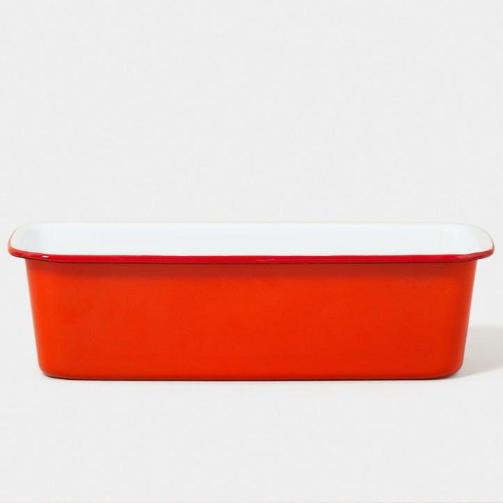 Loaf Tin, Pillarbox Red