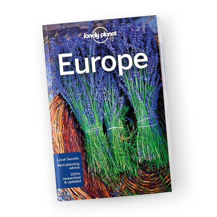 Lonely Planet Europe, Paperback