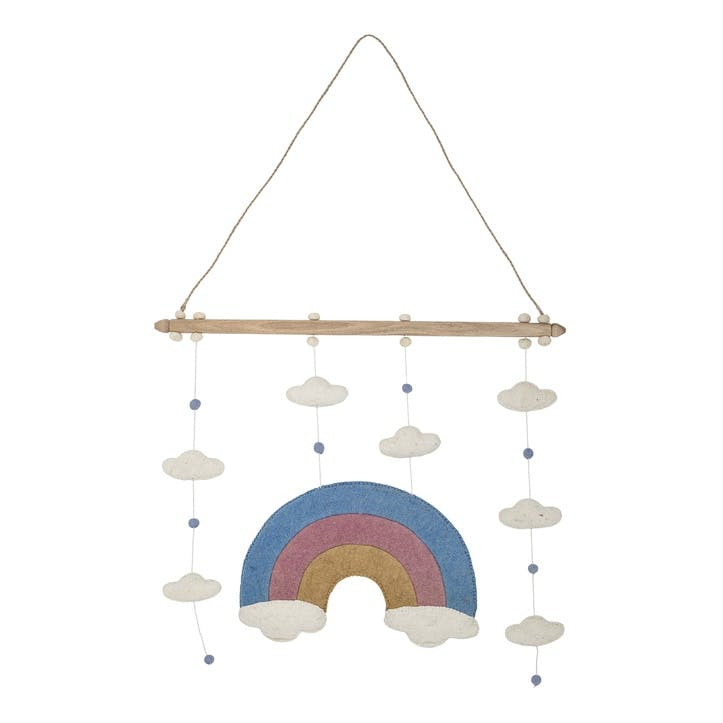 Rainbow Mobile/ Wall Hanging