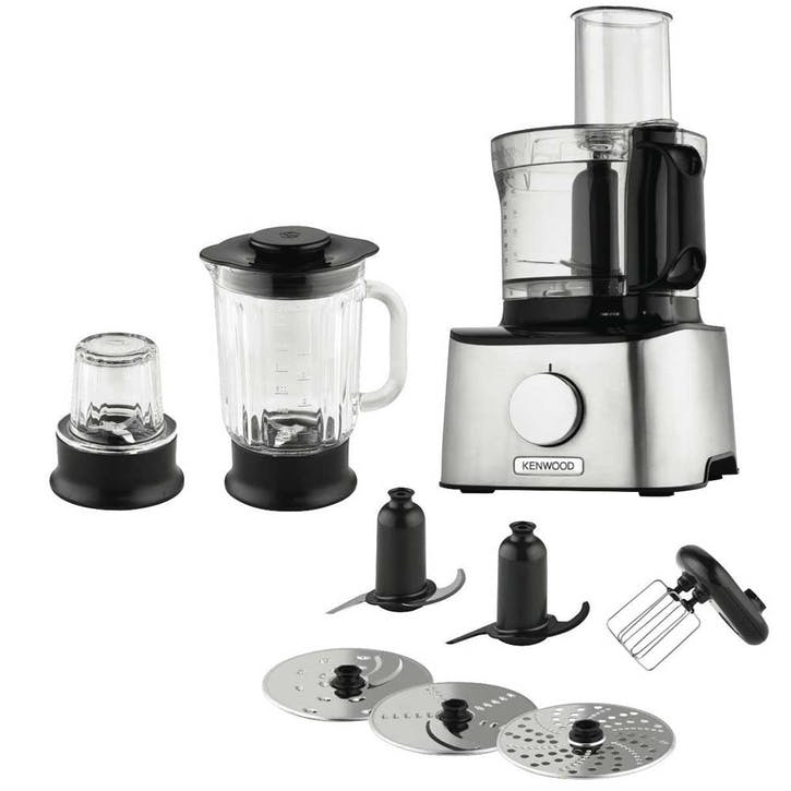 Multipro Compact Food Processor with Attachments