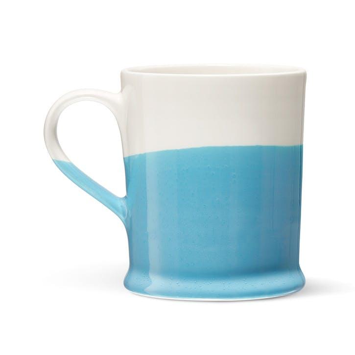 Colour Dip, Mug, Blue