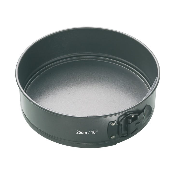 Non-Stick 25cm Loose Base Spring Form Cake Pan