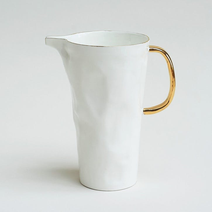 Gold Water Jug, 2L