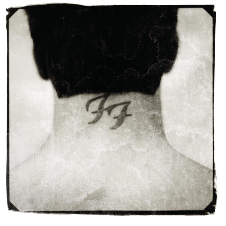 "Foo Fighters, There Is Nothing Left To Lose 12"" Vinyl"