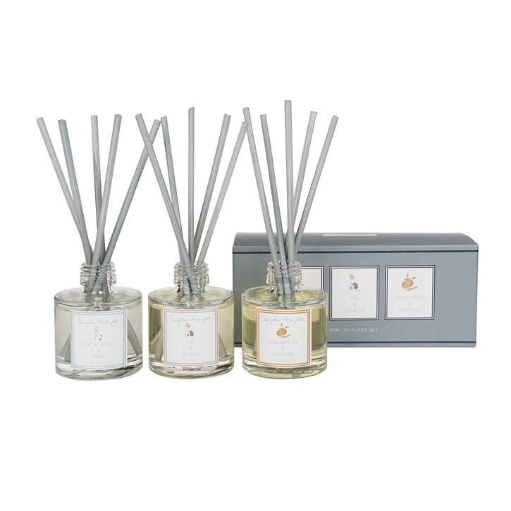 Mini Diffusers, Set of 3