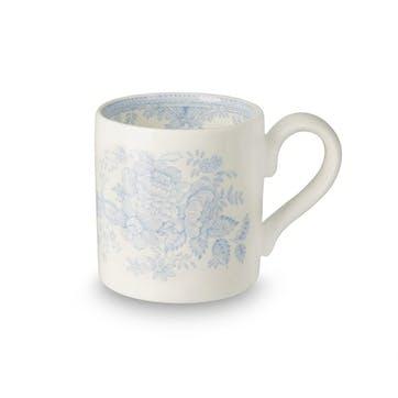 Asiatic Pheasants Mug, 284ml, Blue