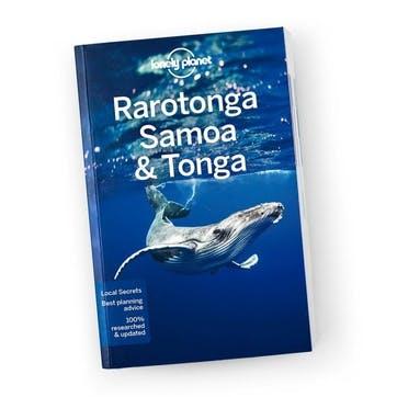 Lonely Planet Rarotonga, Samoa & Tonga, Paperback