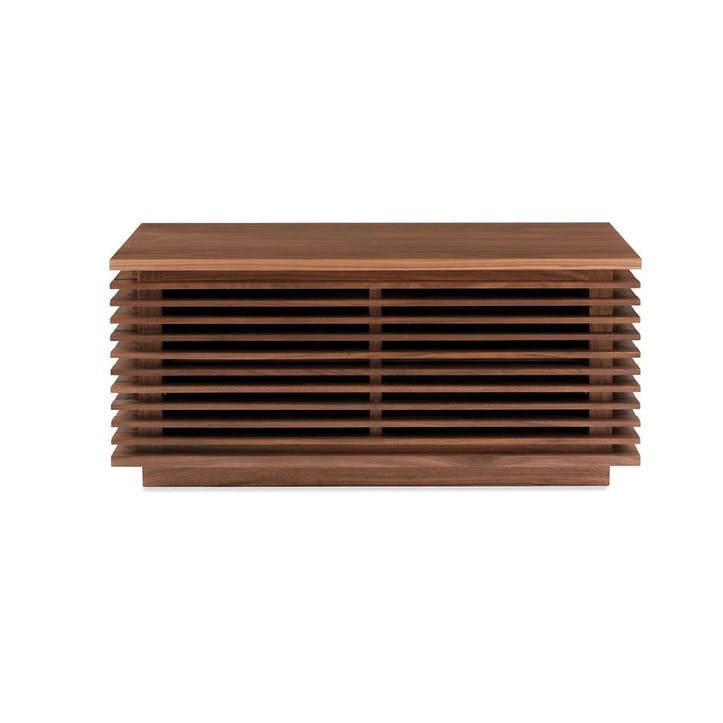 Verona Av Unit Narrow Walnut