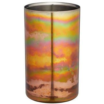 Iridescent Copper Wine Cooler