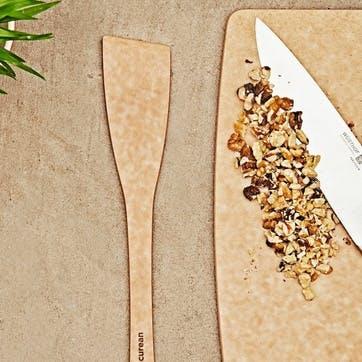 Angled Turner, 31cm, Natural Wood Pulp
