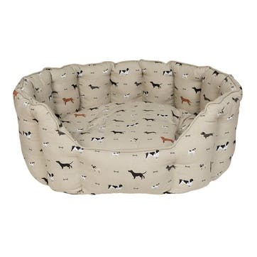 'Woof' Pet Bed - Large