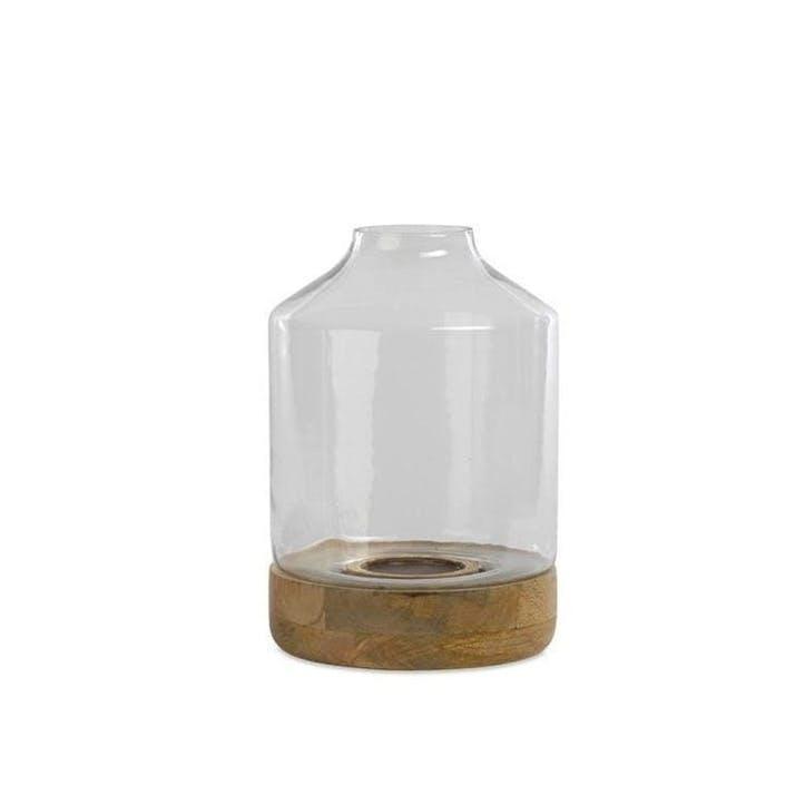 Idha Hurricane Tapered Lantern - Small