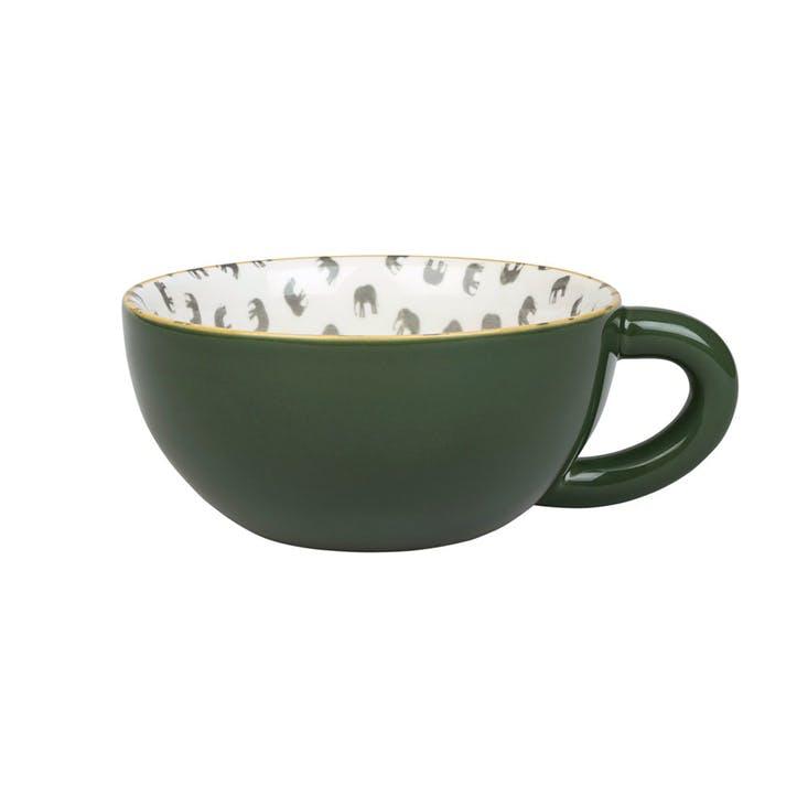 ZSL 'Elephant' Coffee Cup