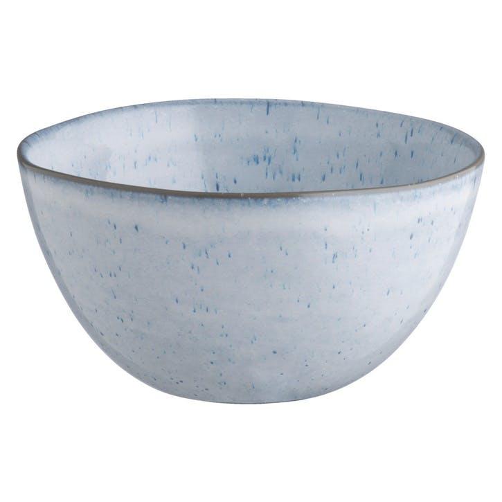 Olmo Cereal Bowl, Light Blue
