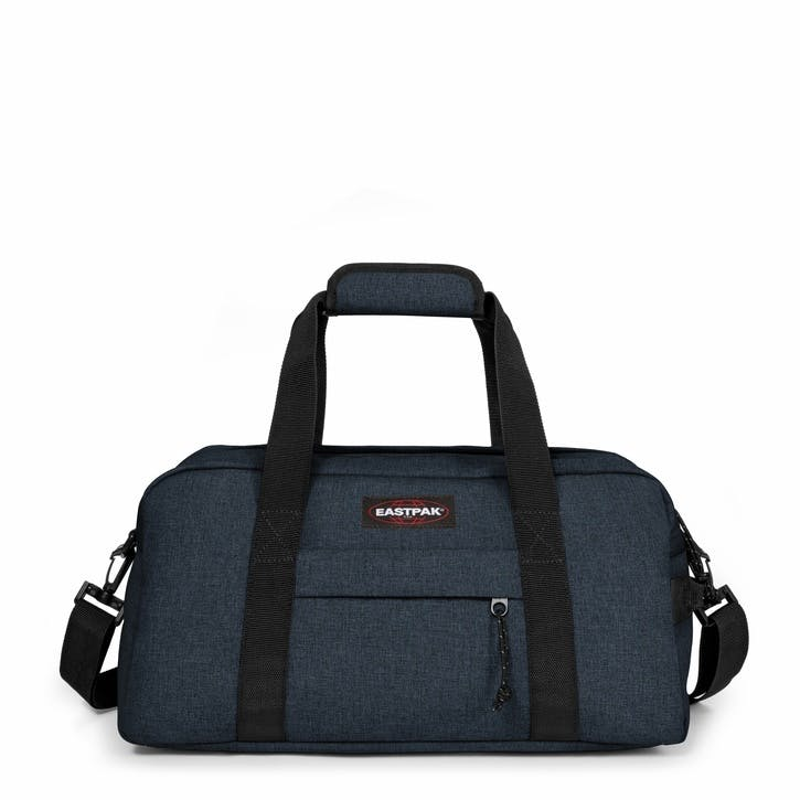 Travel Compact+ Holdall, Triple Denim