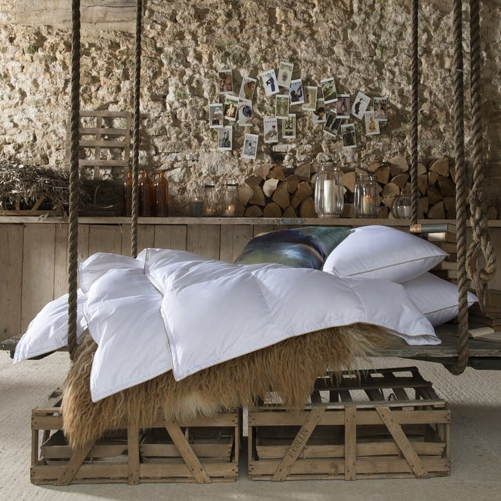 Gold Collection Hungarian Goose Down Duvet 9.0 Tog - Double