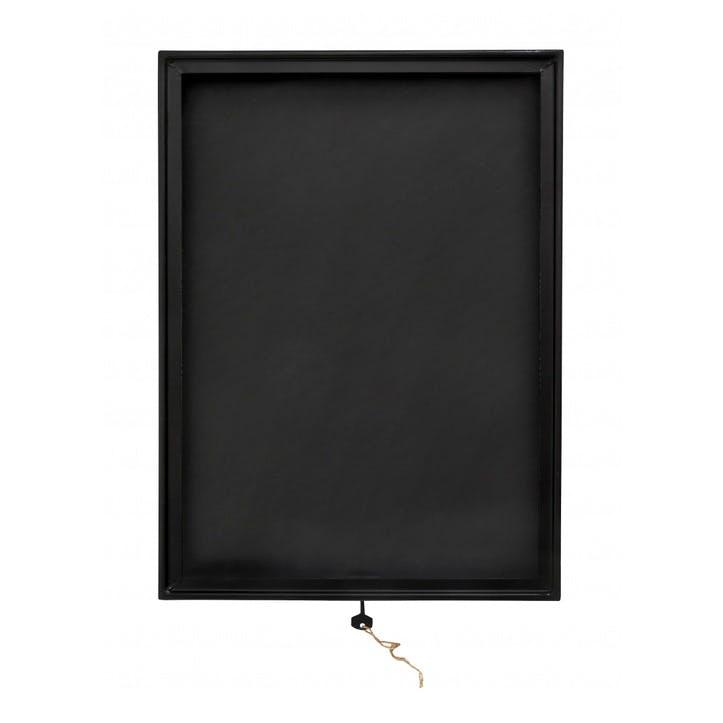Metal & Glass Display Box