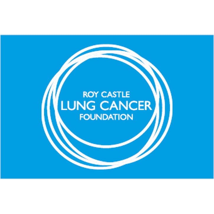 A Donation Towards The Roy Castle Lung Cancer Foundation