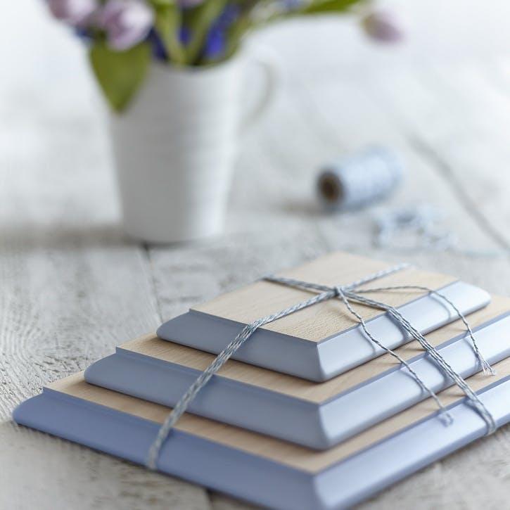 Sophie Conran Set of Three Boards, Blue