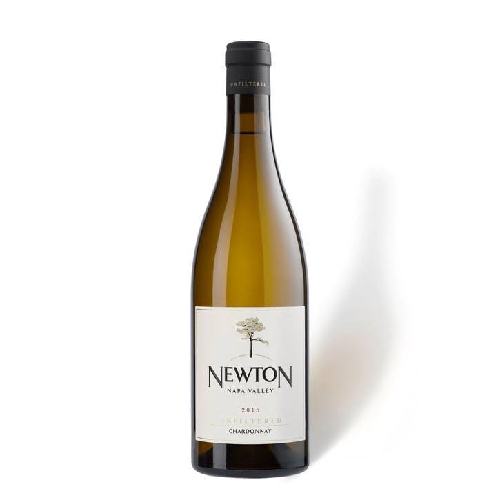Newton Vineyard Unfiltered Chardonnay 2015, 75cl