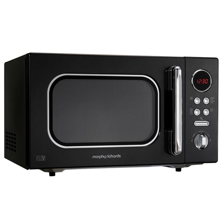 Microwave 800w - 20L; Black