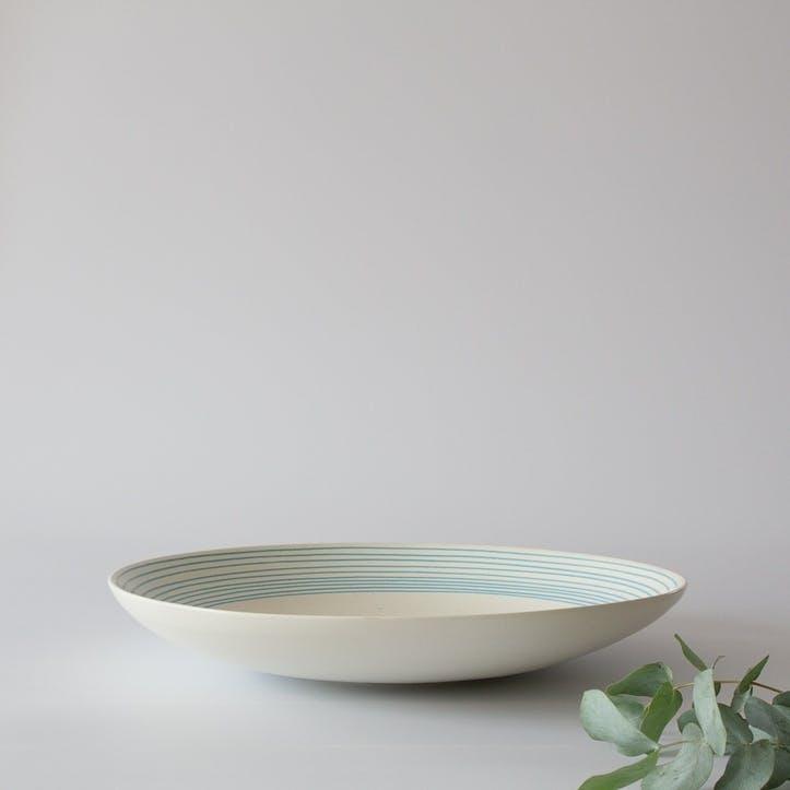 Spiral Serving Dish