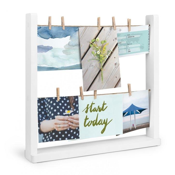 Hangit Desk Frame, White