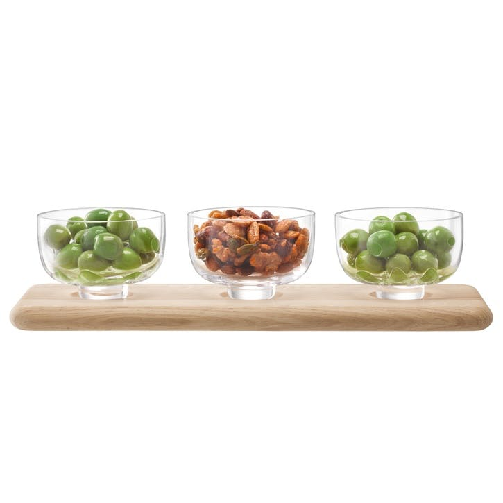 Serve Arch Trio Bowl Set